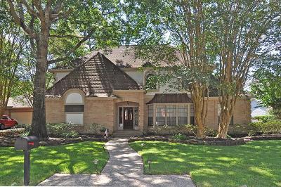 Kingwood Single Family Home For Sale: 2318 Pleasant Creek Drive