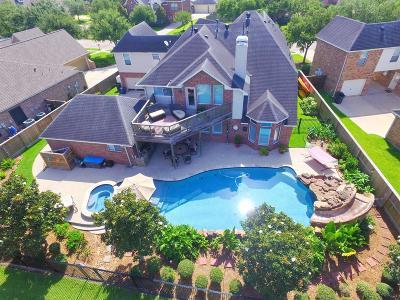 League City Single Family Home For Sale: 2582 Costa Mesa Circle