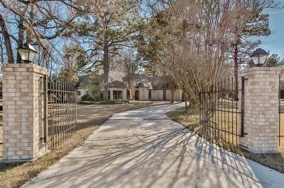 Tomball Single Family Home For Sale: 833 Baker Drive