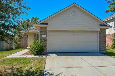 Conroe Single Family Home For Sale: 1434 Natural Pine Trl