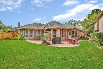 Houston Single Family Home For Sale: 5438 Lake Place Drive