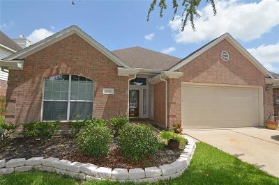 Houston Single Family Home For Sale: 16518 Oat Mill Drive