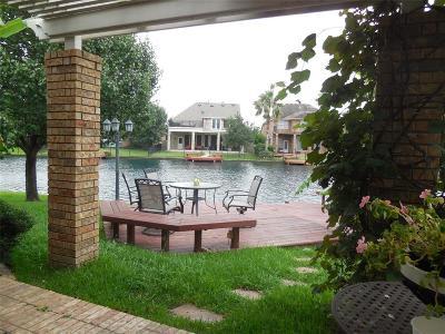 Houston Rental For Rent: 12007 Flamingo Lakes Court