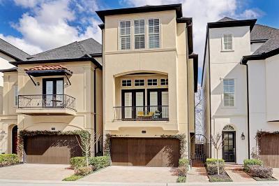 Houston Single Family Home For Sale: 1806 Wrenwood Lake