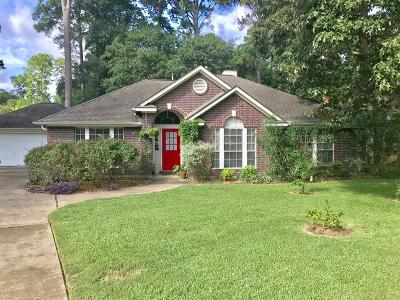 Montgomery Single Family Home For Sale: 109 Park Way