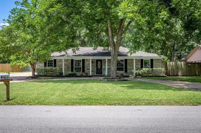 Katy Single Family Home For Sale: 2711 Fortuna Drive