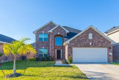 Bacliff Single Family Home For Sale: 318 Edgewater Park Drive