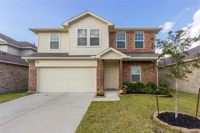 Humble Single Family Home For Sale: 7615 Retama Terrace Lane