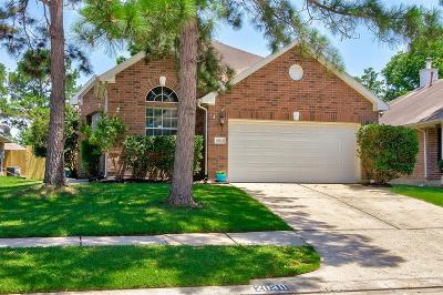 Cypress Single Family Home Option Pending: 20311 Sable Acre Court
