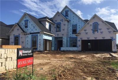 Fulshear Single Family Home For Sale: 28306 Vineyard Terrace