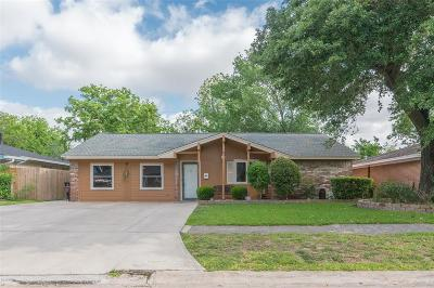 Houston Single Family Home For Sale: 647 Gilpin Street