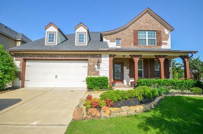 Fulshear Single Family Home For Sale: 6502 Tamarind Sky