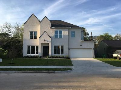 Single Family Home For Sale: 4130 Woodcraft Street