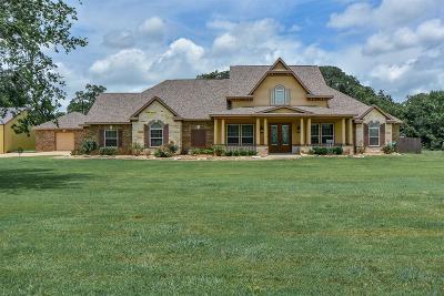 Austin County Country Home/Acreage For Sale: 4575 Scranton Grove Road