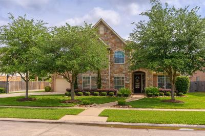 Friendswood Single Family Home For Sale: 2409 W Ranch Drive