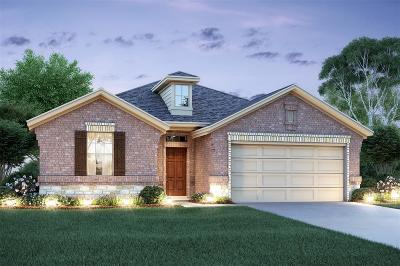 Alvin Single Family Home For Sale: 1654 Maggie Trail Drive
