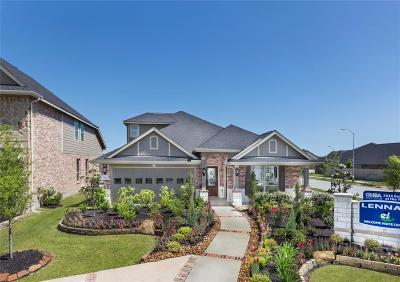 Spring Single Family Home For Sale: 3721 Pinewood Bend Lane