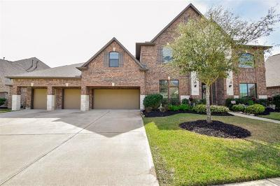 Katy Single Family Home For Sale: 26907 Wedgewater Crest Lane