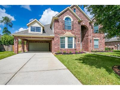Spring Single Family Home For Sale: 25211 Carrick Bend Drive