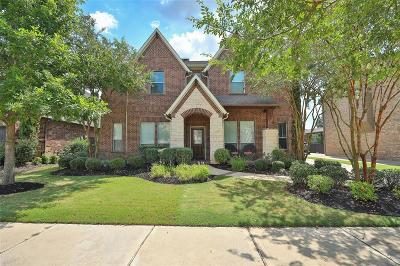 Katy Single Family Home For Sale: 5415 Tyler Park Lane