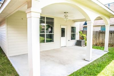 Galveston County, Harris County Single Family Home For Sale: 7134 Biton Drive