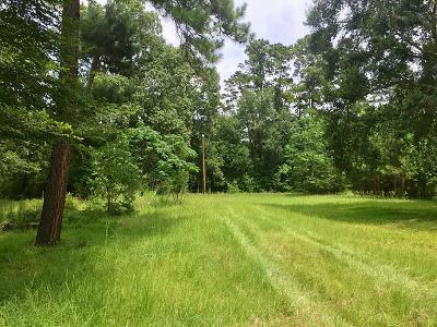 Montgomery TX Residential Lots & Land For Sale: $44,000