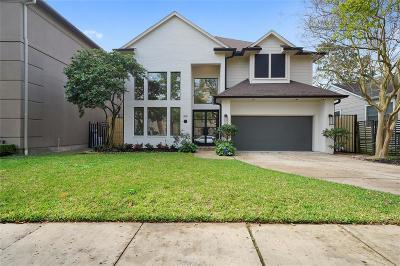Houston Single Family Home For Sale: 4207 Albans Street