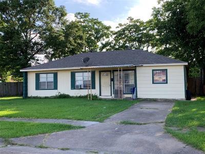 Pasadena Single Family Home For Sale: 2214 Buchanan Street