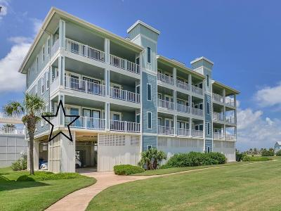 Galveston Condo/Townhouse For Sale: 4151 Pointe West Drive #103
