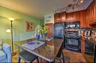 Galveston Condo/Townhouse For Sale: 10811 Termini San Luis Pass Road #1119