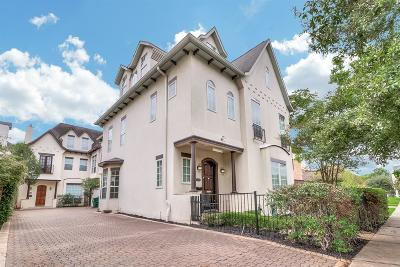 Houston Single Family Home For Sale: 2043 W Main Street #A
