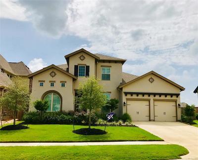 Katy Single Family Home For Sale: 2706 Hannah Meadow Lane