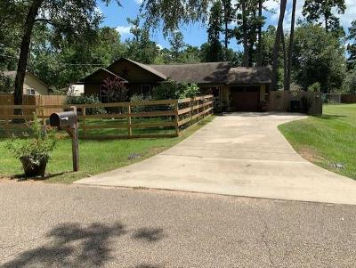 Conroe Single Family Home For Sale: 10554 Royal Terrell Drive