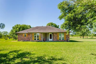 Alvin Single Family Home For Sale: 5514 S Highway 35 #A