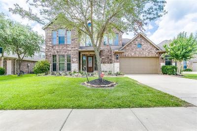 Missouri City Single Family Home For Sale: 3307 Big Sky Pass