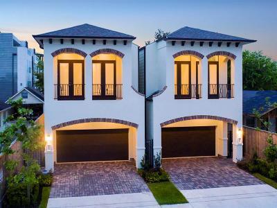 Houston Single Family Home For Sale: 5705 Kansas Street