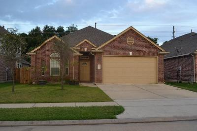 Tomball Single Family Home For Sale: 18718 Dovewood Springs Lane