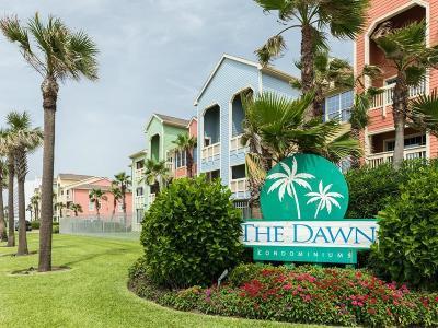 Galveston County Rental For Rent: 7000 Seawall Boulevard #834