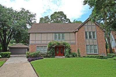 Kingwood Single Family Home For Sale: 3515 Haven Pines Drive