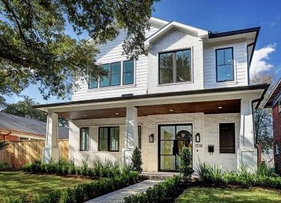 Single Family Home For Sale: 1718 Cherryhurst Street