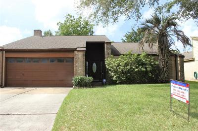 Houston Single Family Home For Sale: 16327 Hickory Knoll Drive