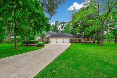 Richmond Single Family Home For Sale: 3819 Glenwood Drive