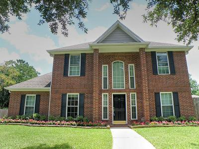 Friendswood Single Family Home For Sale: 1402 Frontier Lane