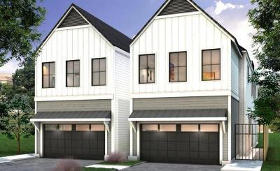 Single Family Home For Sale: 1313 Nashua Street #A