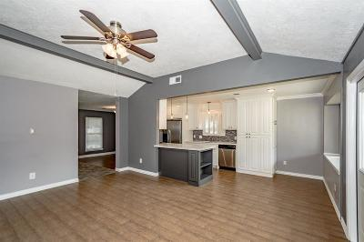 Single Family Home For Sale: 7011 Drowsy Pine Drive