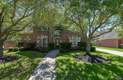 Pearland Single Family Home For Sale: 2016 Waters Edge Court