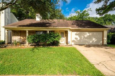 Houston Single Family Home For Sale: 9631 Cleveland Bay Court