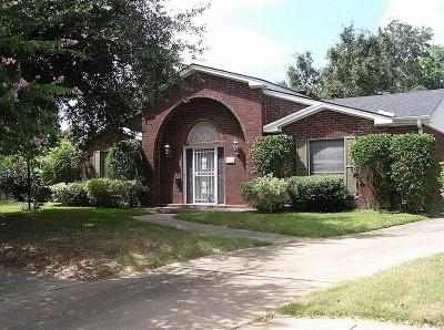 Katy Single Family Home For Sale: 6707 Settlers Village Drive