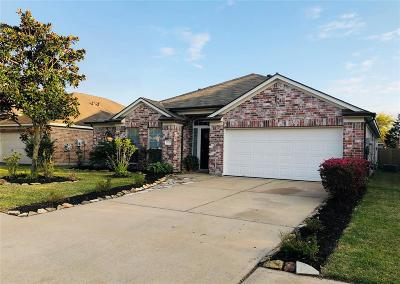 Cypress Single Family Home For Sale: 16739 Spring Barker Drive