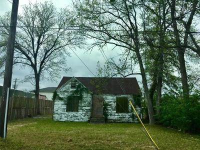 Houston Single Family Home For Sale: 2940 Bay Street
